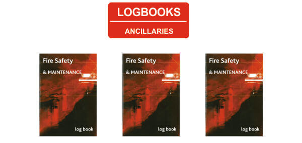 fire safety logbooks